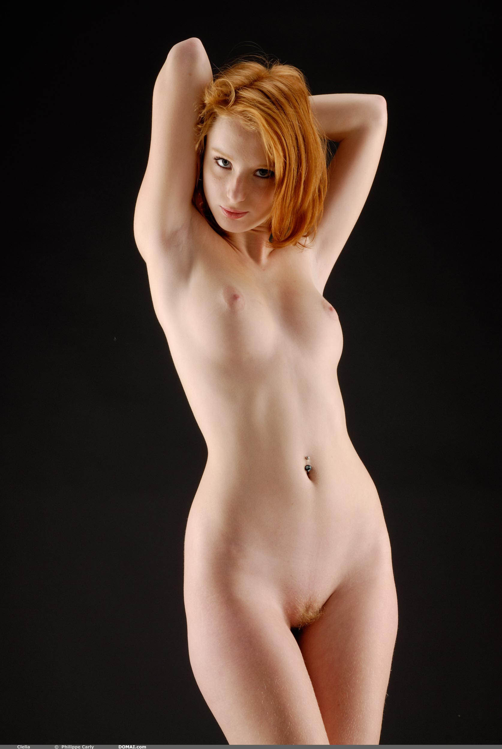 cute-model-nude-redhead