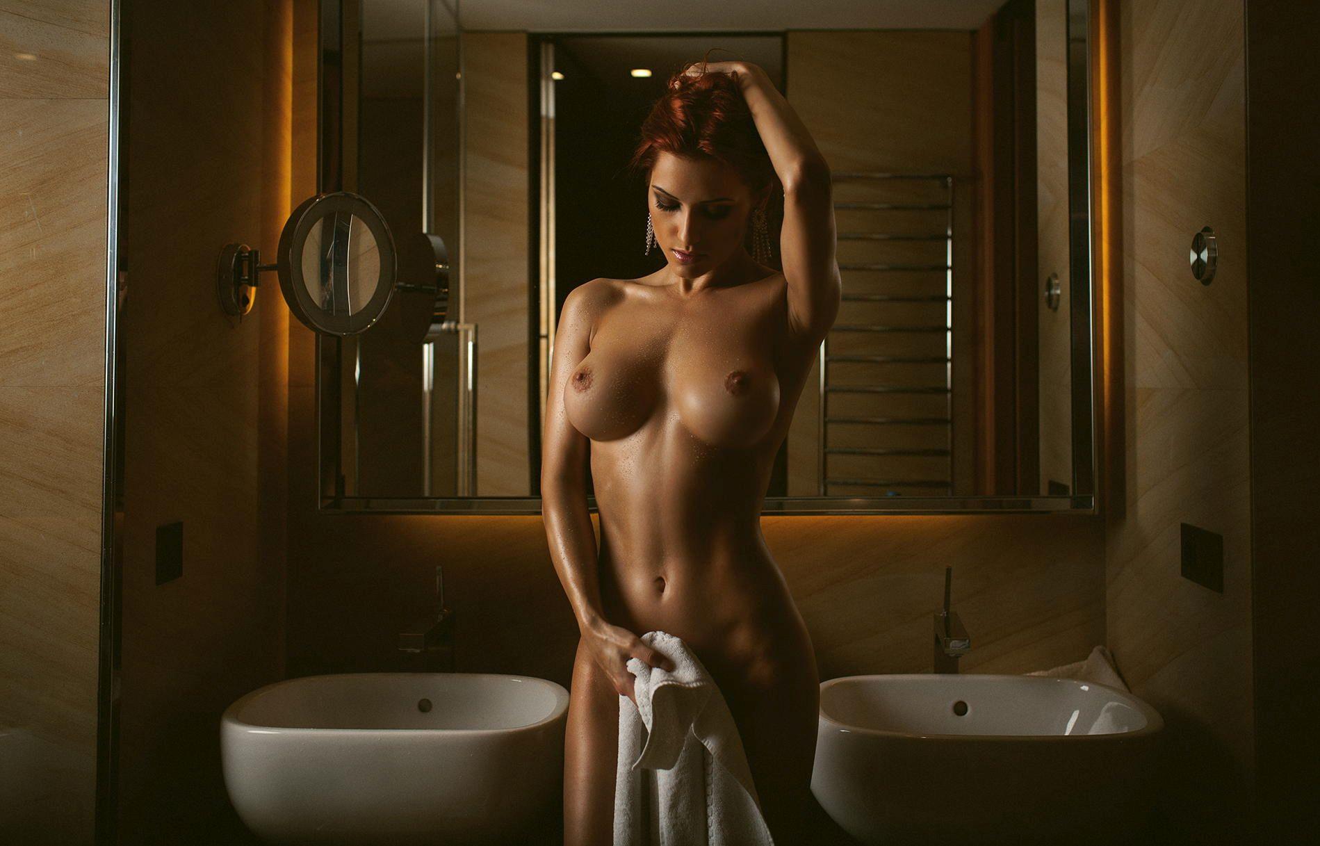 Эротическое видео российских звезд из гримерок #5