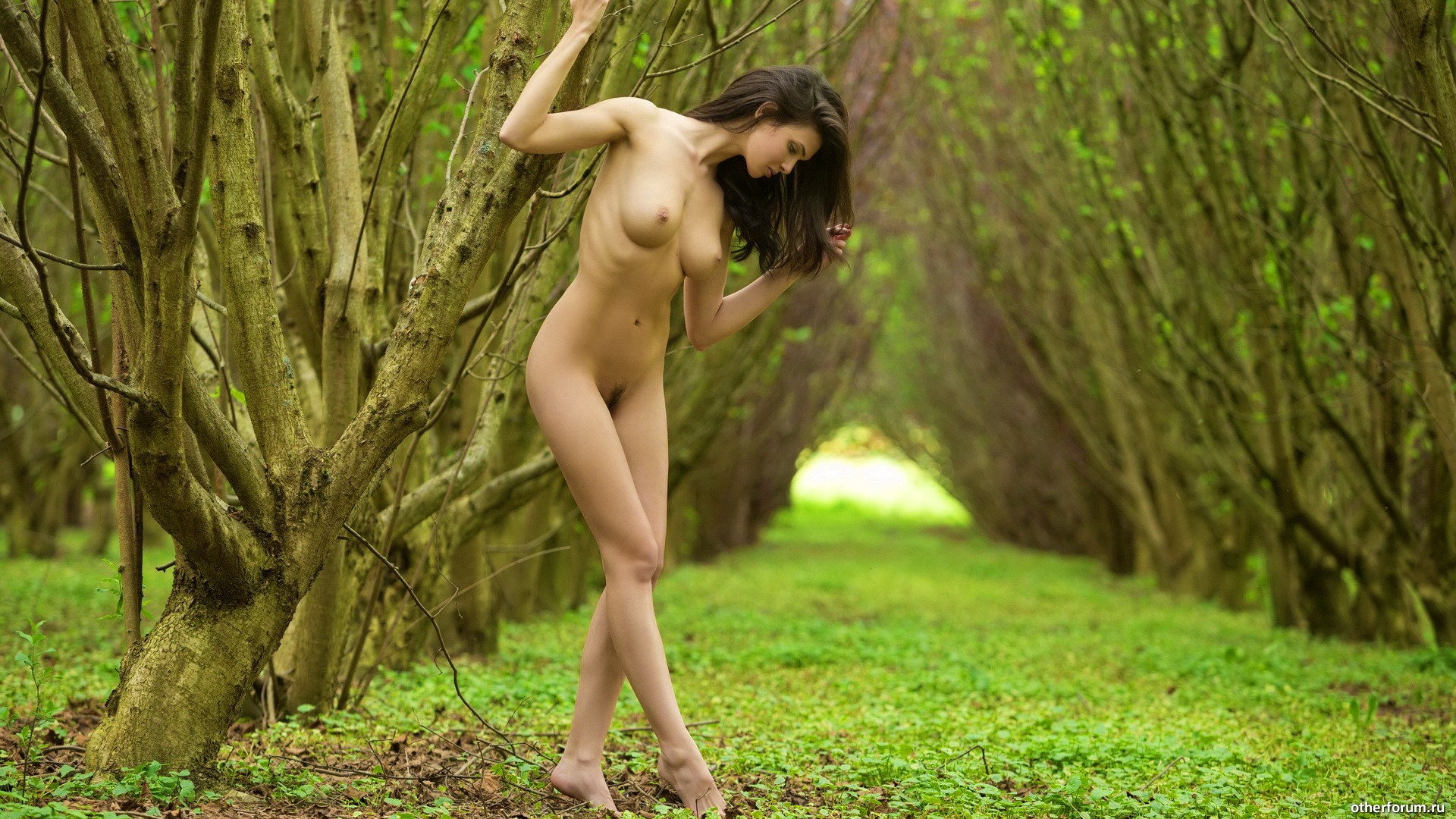 Nude in nature — pic 3